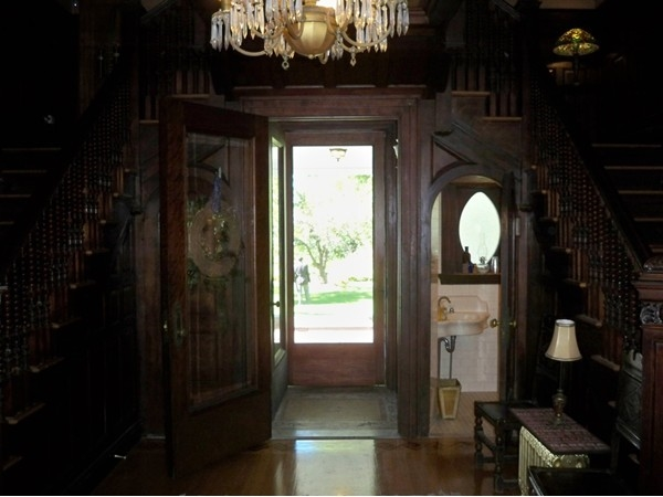 Foyer of the Senator's Mansion