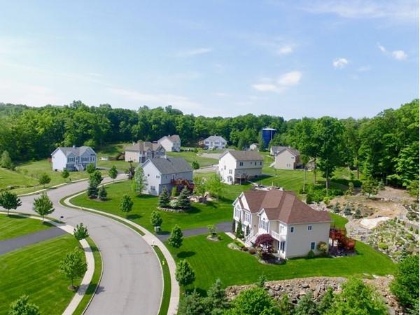 Estates of Briarcliff (57 miles northwest of NYC)