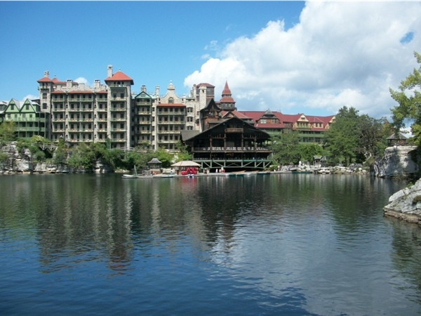 Mohonk Mountain House - enjoy the relaxing atmosphere!