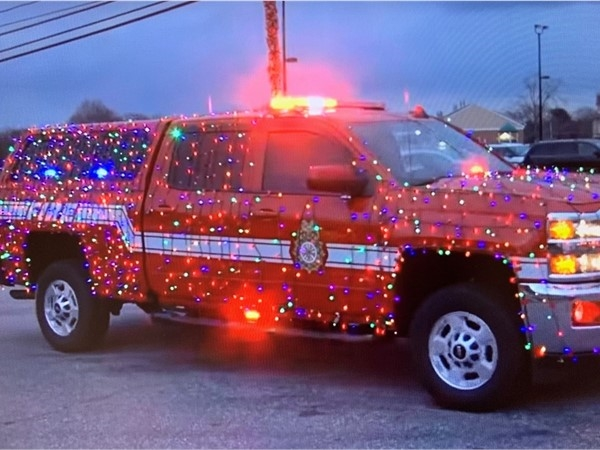 Come out and enjoy the Parade of Lights in Ronkonkoma