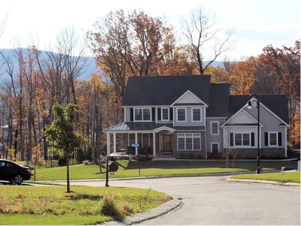 A typical home in Woodbury Junction