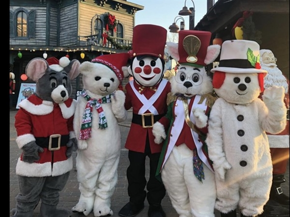 Bayville Winter Wonderland characters