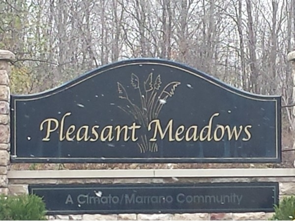Pleasant Meadows in Lancaster. One of the newest Marrano Subdivisions