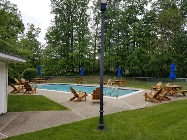 Pool's open for summer
