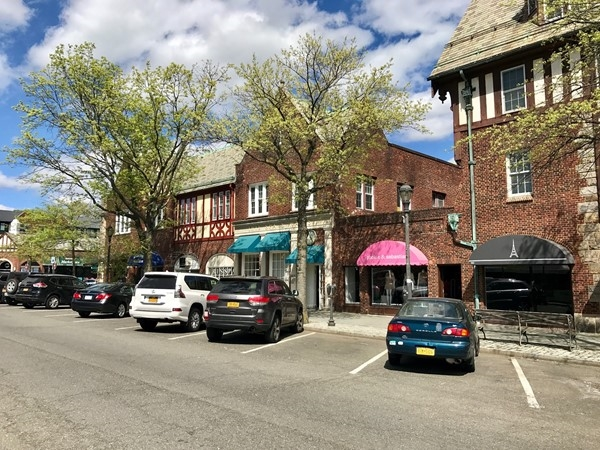 A nice day to be out in Scarsdale