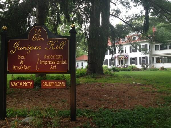 Historic Trumansburg home turned B and B