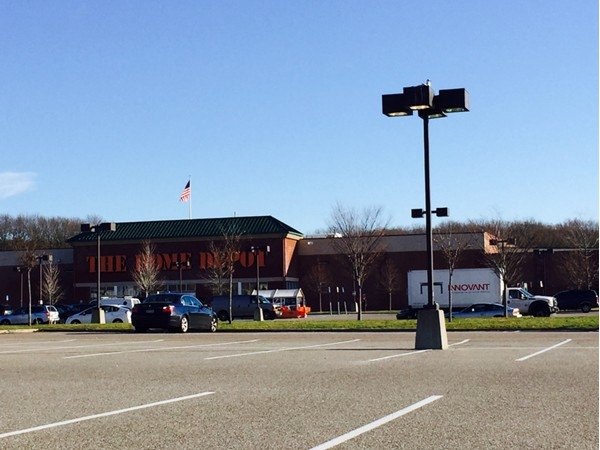 Home Depot- Commack Crooked Hill Commons