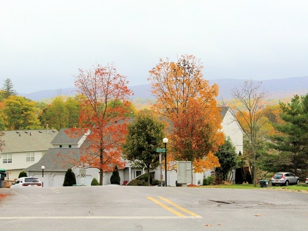 Fall is here in Highland Mills!