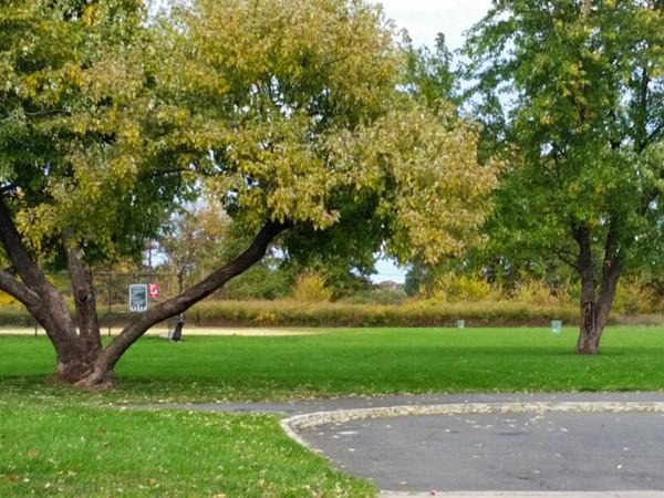 Father Macis Park on Lamberts Lane, Staten Island