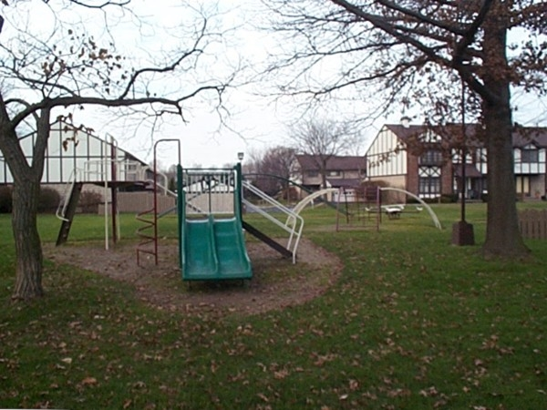 Playground at Windsor Square in Penfield