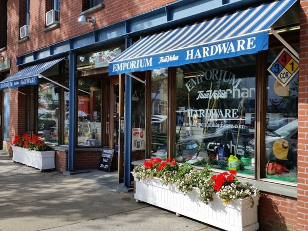 Sag Harbor hardware store