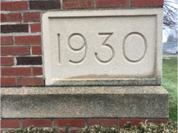 Greece School #5 was built in 1930