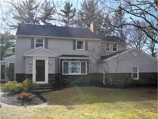 Remodeled home in the Oak Hill area of Pittsford