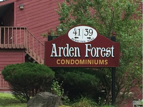 Welcome to Arden Forest Condominiums