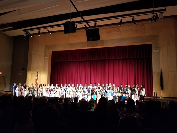 5th and 6th grade Spring Concert
