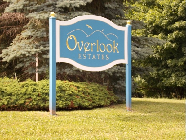 Welcome to Overlook Estates