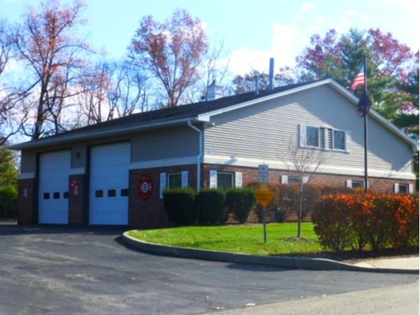 Bardonia Fire Station
