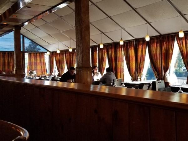 Dining room at Citrus