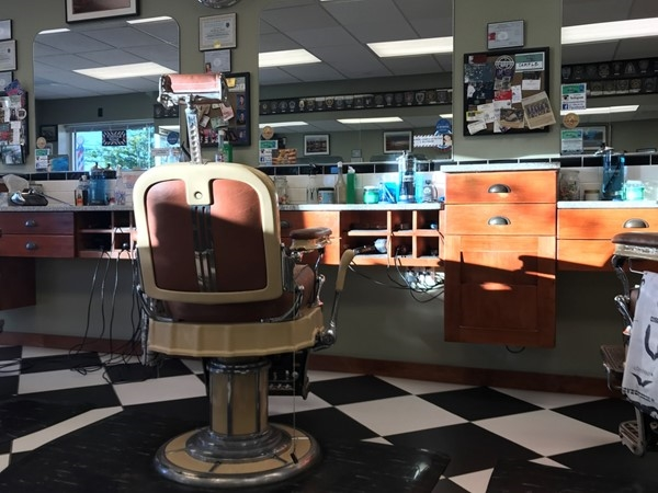 Vincenzo's Barber Shop in Monroe