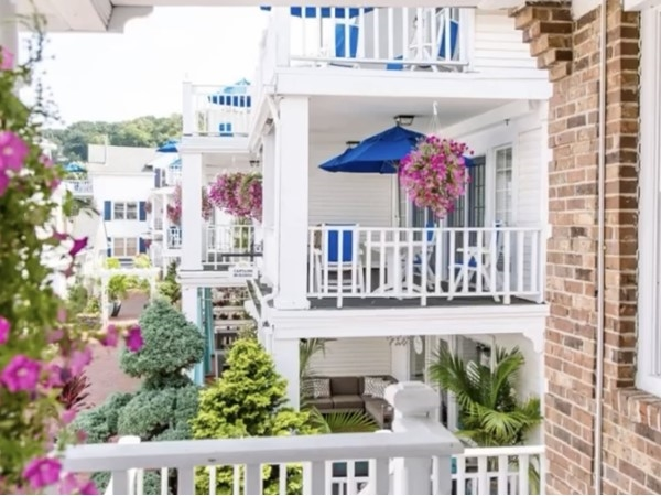 Hotels at Port Jefferson Village, NY