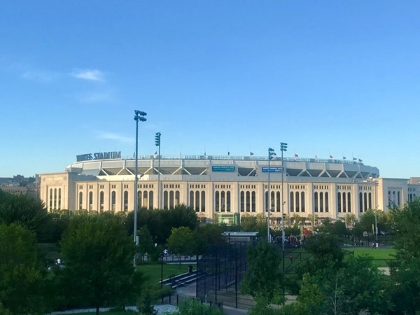 Yankee Stadium - Home of the Bombers