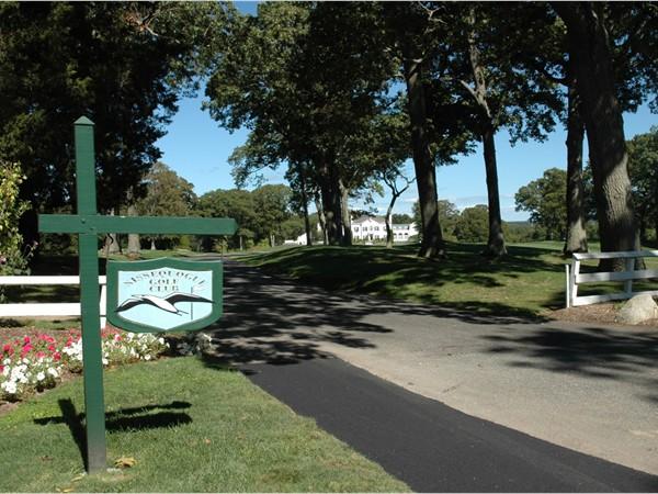 Nissequogue Golf Club on Golf Club Road
