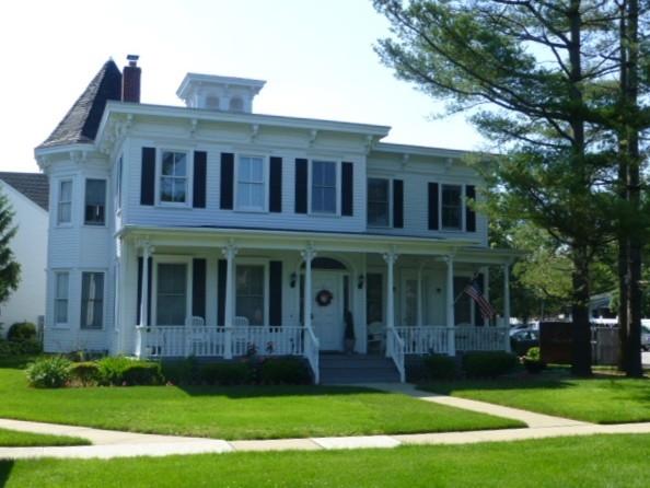Historic Seaman-Venier House