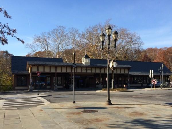 Scarsdale Train Station