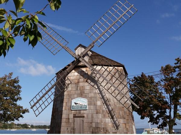 Windmill at Sag Harbor