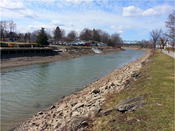 Soon the Erie Canal will be ready to fill