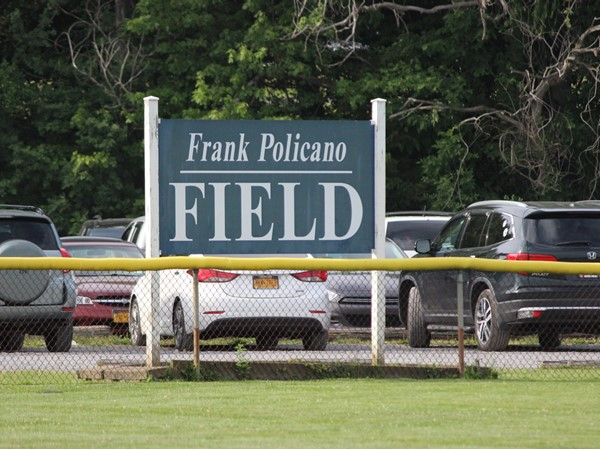 Frank Policano Field at the Town of Newburgh Little League Fields