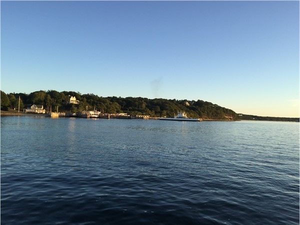 Shelter Island Ferry Dock