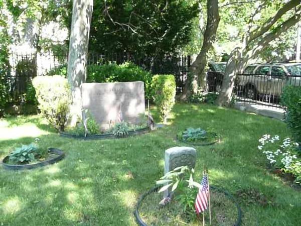 The Barkuloo Family Revolutionary War era cemetery