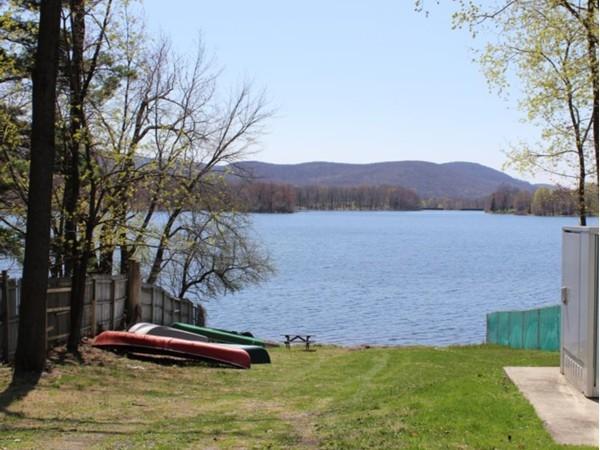 Beaver Dam Lake- boat launch