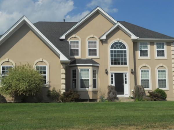 Glenview Hills Homes. I took a ride through - what a development!