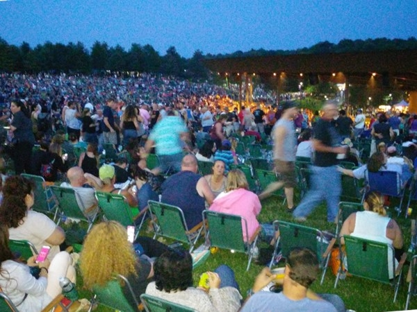 Summer concerts at Bethel Woods Center for the Arts