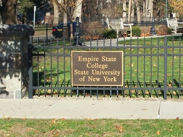 Empire State College Campus near Congress Park