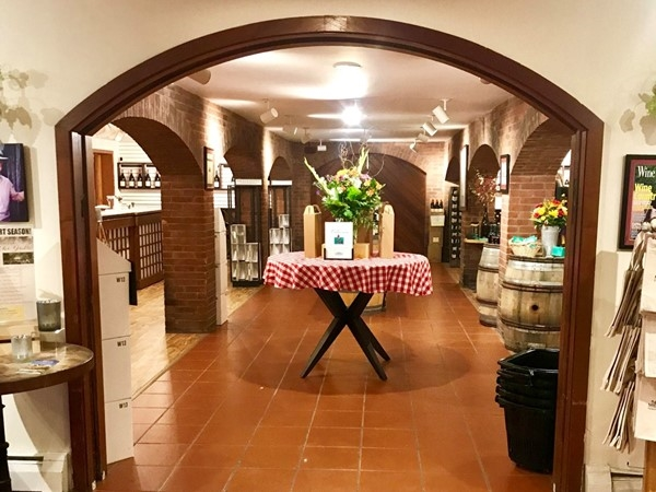 Millbrook Winery is a great place to visit in the Hudson Valley