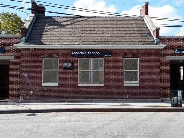 Annandale Train Station