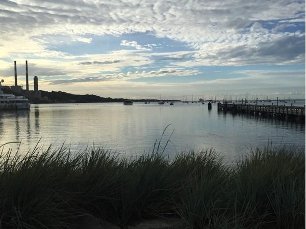 Beautiful view of Port Jefferson