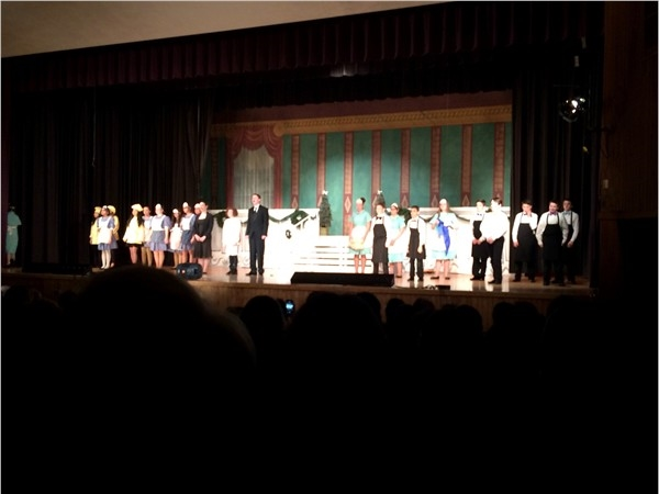 "Monroe-Woodbury Middle School musical production presents ""Annie"""