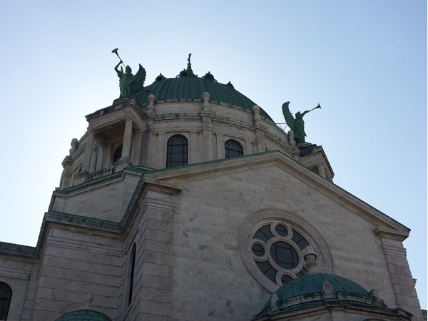 Our Lady of Victory Basilica, Lackawanna