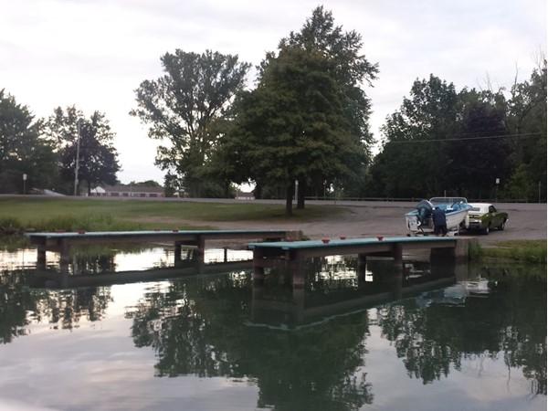 Sweeney St Boat Launch, North Tonawanda, NY