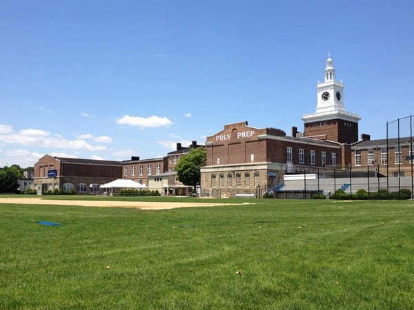 The beautiful, well respected and established Poly Prep Country Day School has 27 acres