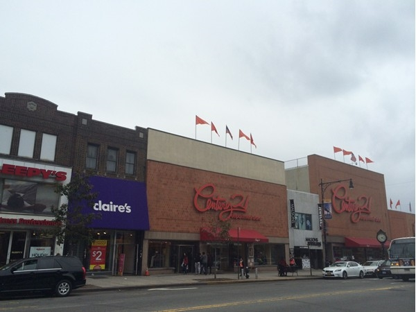 Great place for shopping in the Bay Ridge, Brooklyn