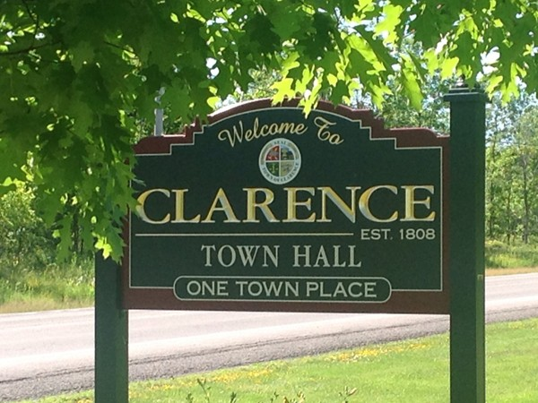 I love Clarence New York - close to all major stores and delicious restaurants! Great place to live.