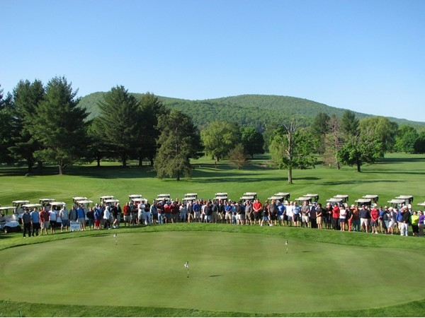 Memorial Day Weekend at Willowcreek Golf Course - 1st Annual Mark Stephens Classic