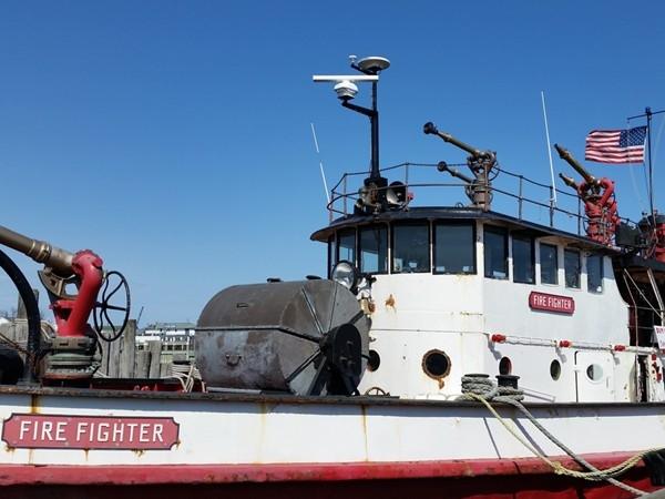 Fireboat, Greenport