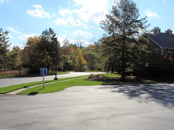 Street view of Cromwell Hill Commons