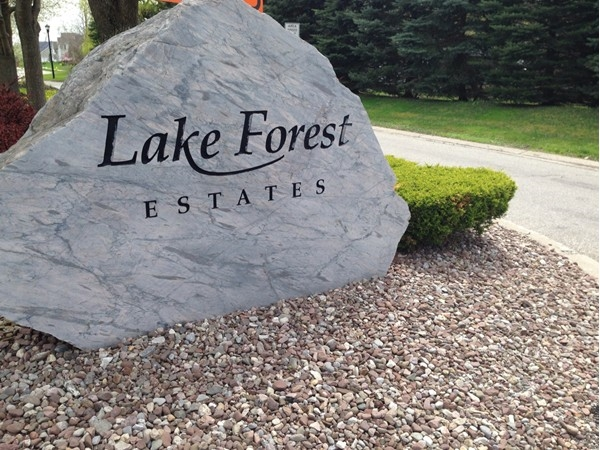 """An absolutely """"gorgeous"""" subdivision of very fine  homes in Amherst"""